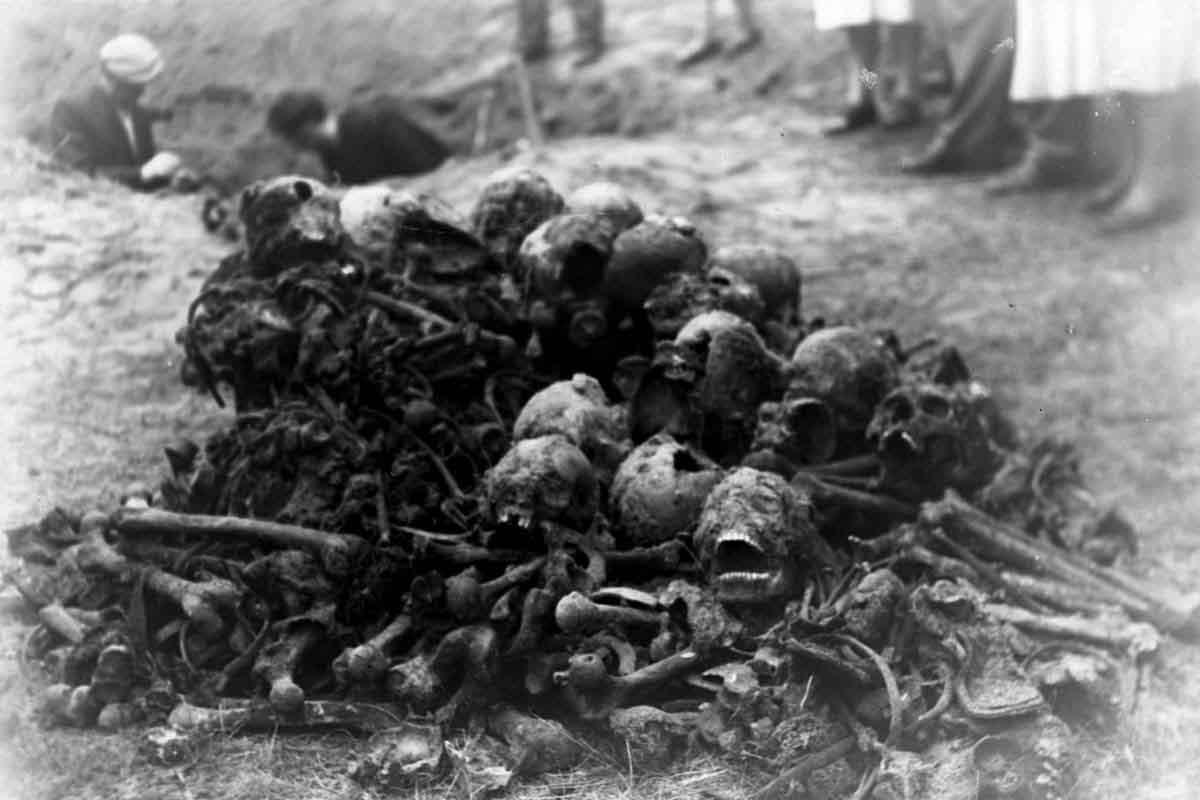 Unternehmen Barbarossa 1942 Ermordung Juden