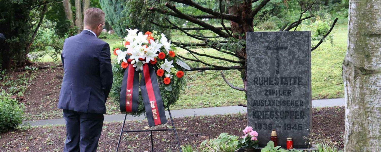 Gedenken 80. Jahrestag Überfall SU