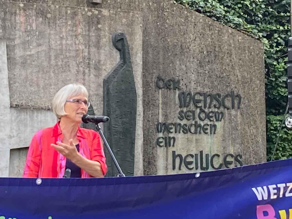 Antikriegstag 2021 Dillenburg