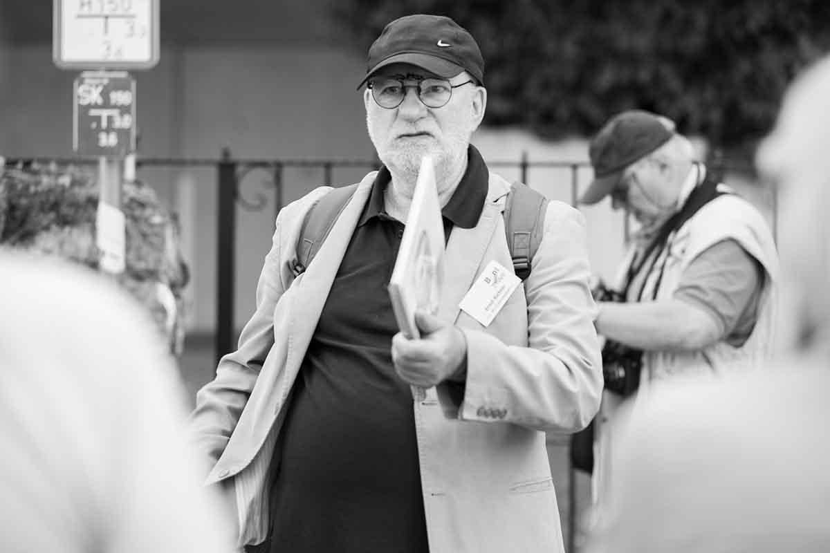 Leicafreunde am 04.09.2021 auf den Spuren der Fa. Leitz im NS
