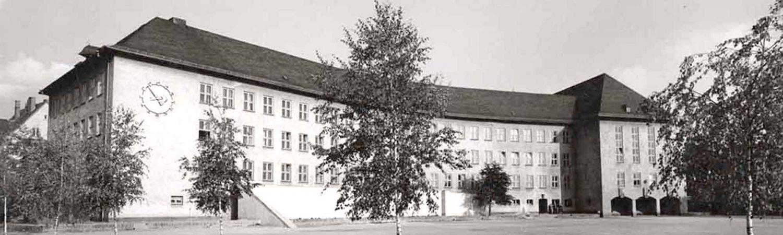 Banner Goetheschule in der NS-Zeit